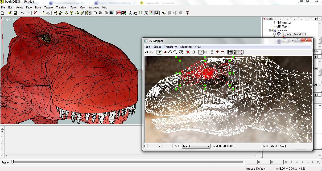 Fragmosoft D Animation Modeling Sprites Games - Us map sprite 2 file